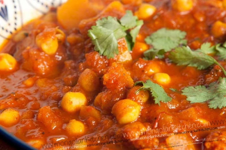 Butternut squash and chickpea vegetable moroccan tagine recipe pin it forumfinder Image collections
