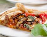 Courgette & Tomato Galette