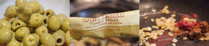 Sun Dried Tomato Puree adds a great flavour