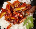 Pomegranate & Chilli Tofu