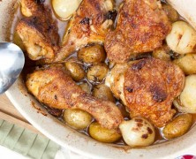 Quick Oven Chicken