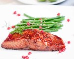 Grape & Pomegranate  Salmon