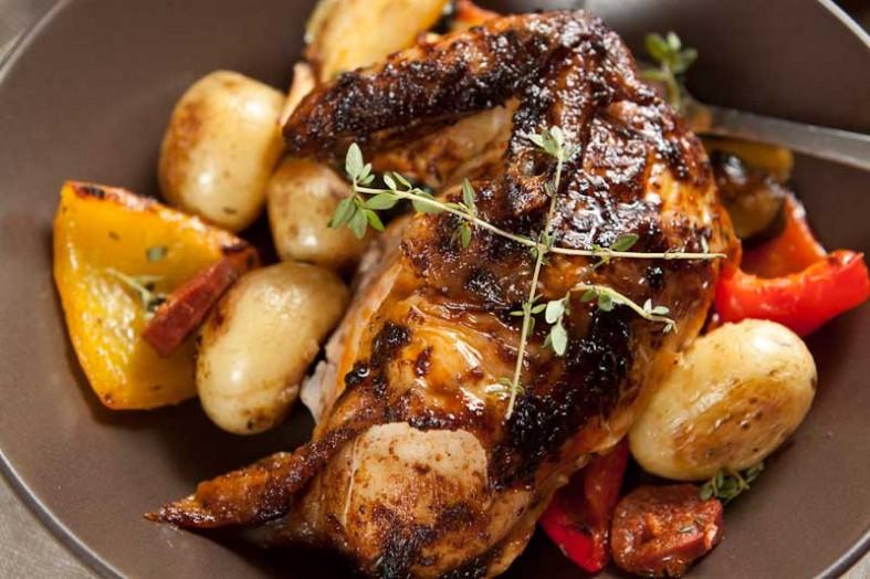 Roast Chicken Recipe - Delcious way to get the best roast chicken ...