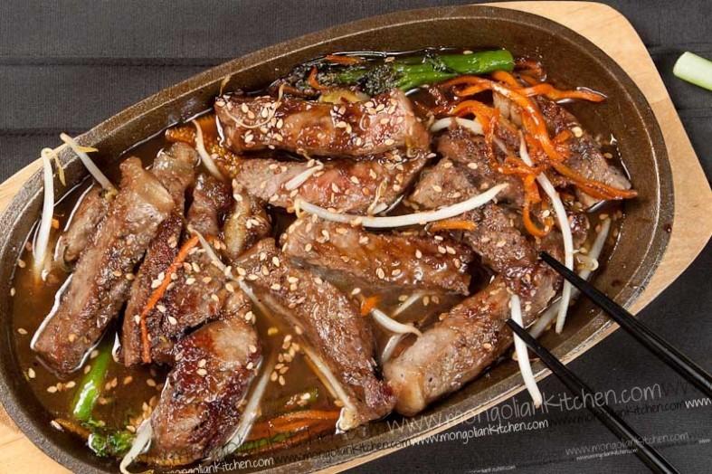 Yakiniku beef recipeYakiniku Sauce Recipe