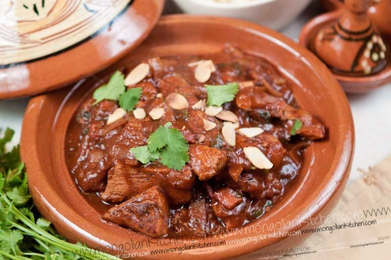Moroccan chicken recipes easy