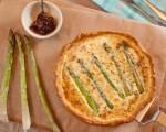 Asparagus & Pancetta Quiche